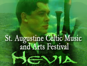 The St. Augustine Celtic Music and Arts Festival