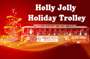 The Holly Jolly Holiday Trolley1 300x199 The Holly Jolly Holiday Trolley