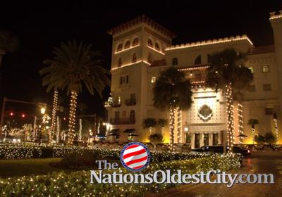 nights of lights 1 Nights of Lights in St. Augustine, FL